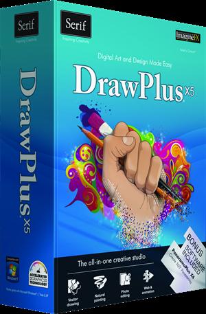 Indemand Software Serif Drawplus X5